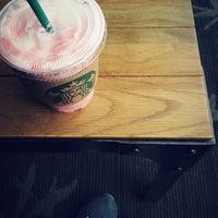 Photo taken at Starbucks by eun on 4/5/2013