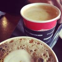 Photo taken at Coffee Mario by eun on 12/2/2012