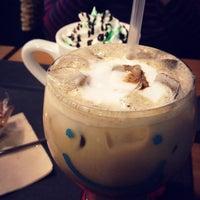 Photo taken at Coffee Mario by eun on 4/2/2014