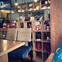 Photo taken at Coffee Mario by eun on 6/22/2013