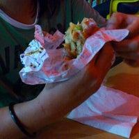 Photo taken at Burgermbira by HONGCHAI L. on 1/21/2013