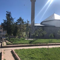 Photo taken at Pınarbaşı Cumhuriyet Meydanı by M M on 4/16/2018