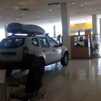 Foto tomada en Renault Retail Group Avenida De Burgos por Alejandra F. el 11/24/2014