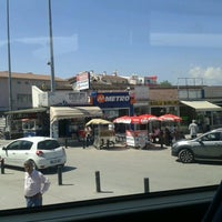 Photo taken at Düzce Şehirler Arası Otobüs Terminali by Selma A. on 5/21/2013