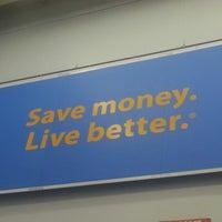 Photo taken at Walmart Supercenter by Myra C. on 1/12/2013