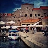 Photo taken at Dubrovnik Port by Raphael F. on 6/3/2013