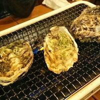 Photo taken at 浜印水産 日ノ出町店 海鮮B.B.Q by hisa on 11/28/2015