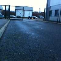 Photo taken at Glade Business Park by Becky on 1/4/2013