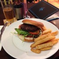 Photo taken at The Villager Hotel Gastrobar Supper Club by Ben T. on 9/24/2013