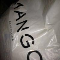Photo taken at Mango by Vitaliia C. on 12/22/2012