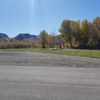 Photo taken at Spanish Fork River Park by Jay D. on 10/14/2017
