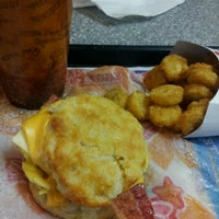 Photo taken at Carl's Jr. Green Burrito by Jay D. on 12/24/2012