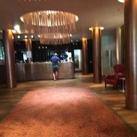 Photo taken at Falkensteiner Hotel Bratislava by TC Kemal M. on 6/17/2017