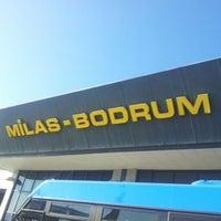 6/10/2013 tarihinde Gokhan G.ziyaretçi tarafından Milas Bodrum Havalimanı (BJV)'de çekilen fotoğraf