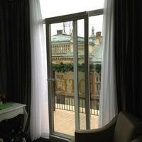 Снимок сделан в Отель Швейцарский пользователем Alexander T. 2/9/2013