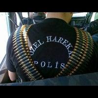 Photo taken at İstanbul Emniyet Müdürlüğü by Faruk U. on 10/18/2012