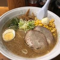 Photo taken at 赤れんがラーメン 南4条店 by なかむら on 3/1/2017