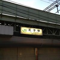 Photo taken at Ōji Station by Yuasa H. on 6/8/2013