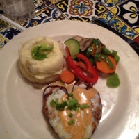 Photo taken at Chilis by Lulu's on 6/30/2013