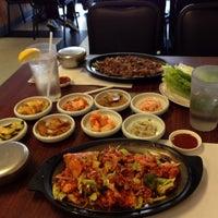 Photo taken at Korea House by Albert M. on 8/1/2013
