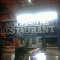 Photo taken at Woodside Restaurant by Rohit V. on 1/6/2013