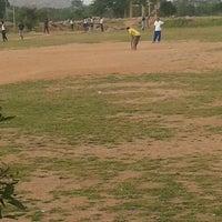 Photo taken at Novodaya Ground by Rohit V. on 9/23/2012