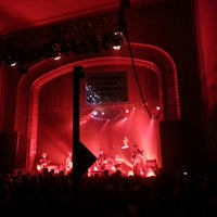 Photo taken at Sunshine Theater by Kathy D. on 4/11/2013