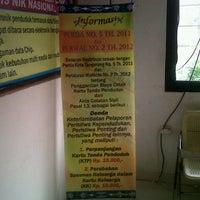 Photo taken at Kantor Kecamatan Ciledug - Kota Tangerang by Alil A. on 7/10/2013