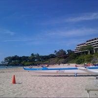 Das Foto wurde bei Mauna Kea Beach von Nancy R. am 10/20/2012 aufgenommen