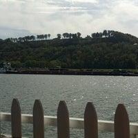 Photo taken at Madison Lighthouse Restaurant by Karen K. on 10/6/2012