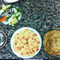 Photo taken at مطعم شباب المبارك by Nasser A. on 10/29/2012