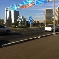 Photo taken at Ciclovia Beira Rio by Carla on 7/31/2013