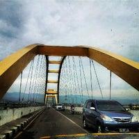 Photo taken at Taman Ria by Gilang K. on 10/10/2012