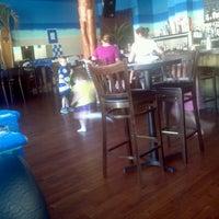 Photo taken at The Reef Restaurant & Bar by Karlwitak on 5/31/2013