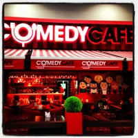 Photo taken at Comedy cafe by Evgenita✨✨ on 3/13/2013