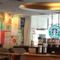 Photo taken at Starbucks by Melissa N. on 10/21/2012