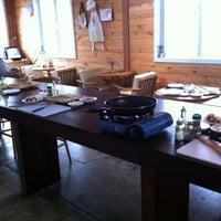 Photo taken at Nanny's Pavillon - Barn by William G. on 11/18/2012