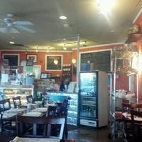 Photo taken at Cafe Rakka by Ceile G. on 10/10/2012