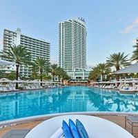 Photo taken at Fontainebleau Miami Beach by Fontainebleau Miami Beach on 4/24/2014
