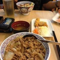 Photo taken at Yoshinoya (吉野家) by ElieZer R. on 9/20/2012
