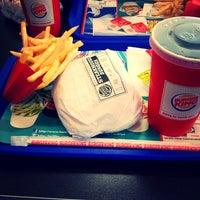 Photo taken at Burger King by Cihan K. on 6/12/2013