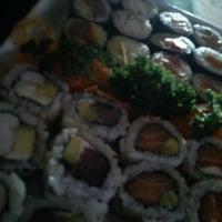 Photo taken at Sushi King by Pedro M. on 4/3/2013