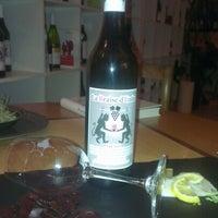 Das Foto wurde bei WeinArt Alpenwein Taverne von Marie-Christine S. am 1/29/2013 aufgenommen