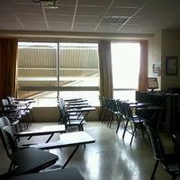Photo taken at Universidad Viña del Mar by Madelaine C. on 9/24/2012