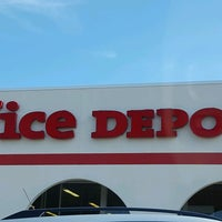 Photo taken at Office Depot by Pana W. on 8/23/2016