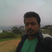 Photo taken at bush and bull by Raghu M. on 10/7/2012