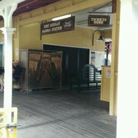 Photo taken at Port Douglas Marina Railway Station by Kenny on 7/29/2016