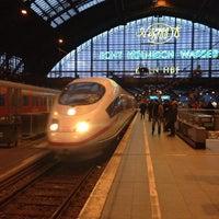 Das Foto wurde bei ICE 616 Köln - Dortmund von Herr Schlauschlau am 1/29/2014 aufgenommen