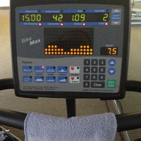 Photo taken at Troy Place Exercise Room by Liz P. on 2/27/2014