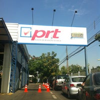 Photo taken at Planta Revisión Técnica by Isidora P. on 1/11/2013